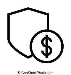 bescherming, dollar