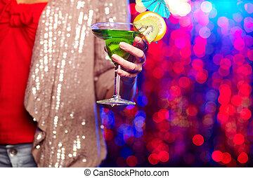 besitz, cocktail