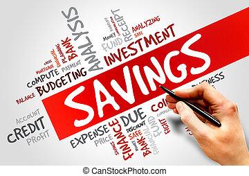 besparingar