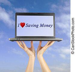 besparingar, skydda, avgång, din, växa