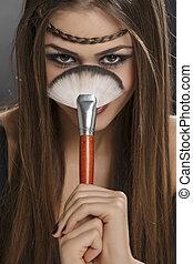 Best brush for makeup