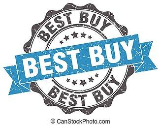 best buy stamp. sign. seal