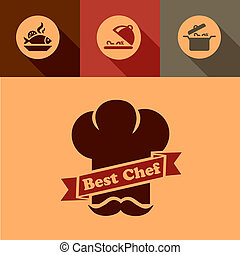 best chef icons