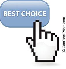 Best Choice Button
