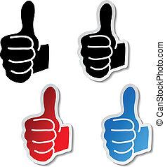 best choice pointers - gesture hand