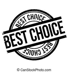 Best choice stamp