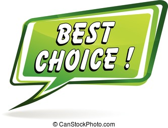 best choice text