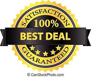 Best Deal Badge
