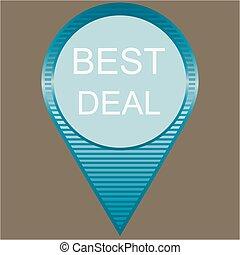 Best Deal Button