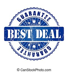 Best Deal  Guarantee Stamp.