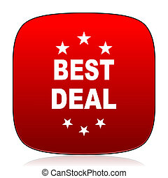 best deal icon
