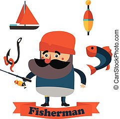 flat grandfather fisherman - best flat grandfather fisherman...