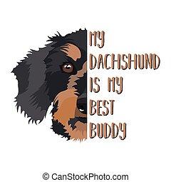 Best Friend Dachshund