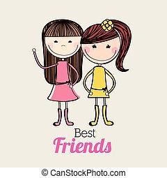 best friends design
