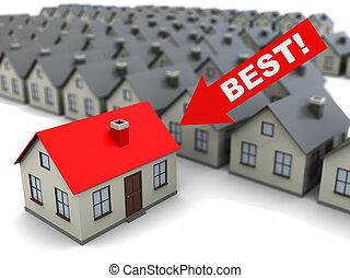 best house