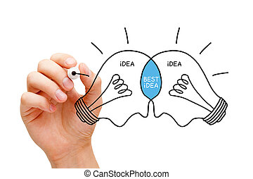 Best Idea Light Bulbs Concept