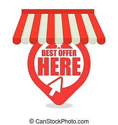 best offer here online shopping