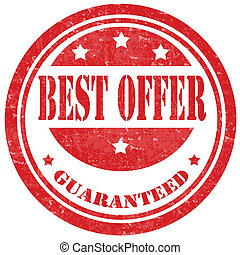 Best Offer-stamp