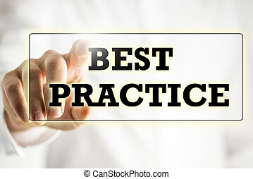 Best practice - Words Best practice on a virtual interface...