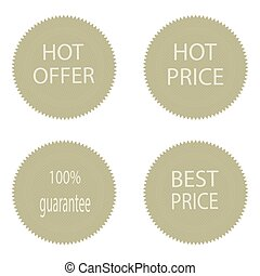 Best price and hot offer stickers for sale