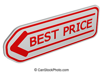 Best price arrow