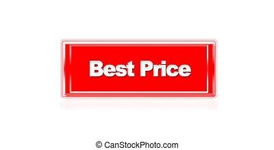 Best price button.
