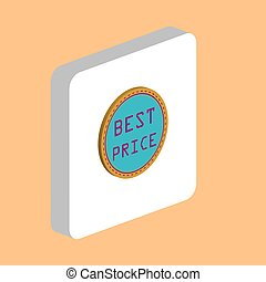 Best Price computer symbol