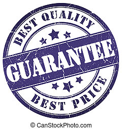 Best price guarantee stamp