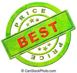 Best price label or stamp - best price label or stamp red...