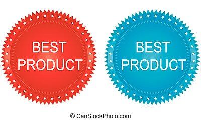 Best Product Badges set