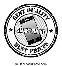 Best quality and best prices smartphone stamp