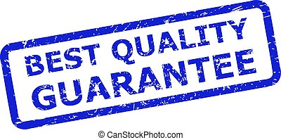 BEST QUALITY GUARANTEE Seal with Grunge Surface and Rounded Rect Frame