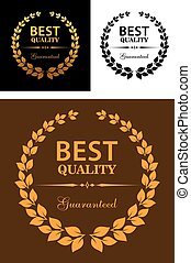 Best Quality Guaranteed labels