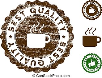 Best Quality Stamp Seal with Scratched Style