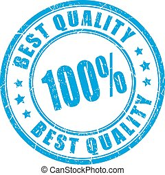 Best quality vector stamp