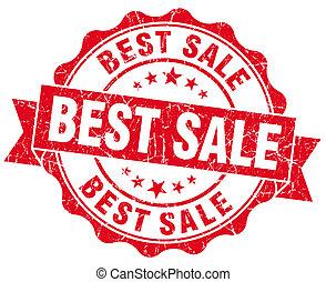 best sale grunge round red seal