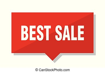 best sale red tag