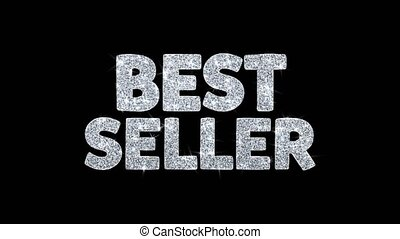 Best Seller Blinking Text Wishes Particles Greetings,...