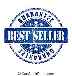 Best Seller Guarantee Stamp.