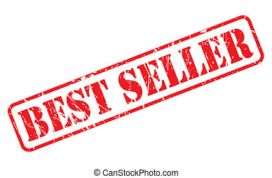 Best seller red stamp text
