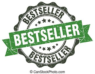 best-seller, signe., stamp., cachet
