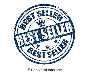 best seller stamp