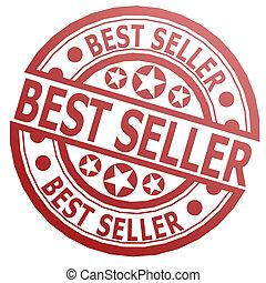 Best seller stamp image with hi-res rendered artwork that...