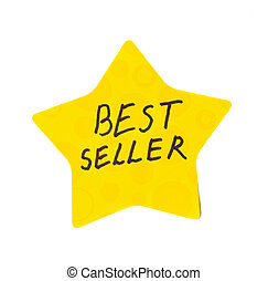 best seller sticker