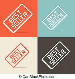 Best Seller Vector Backgrounds
