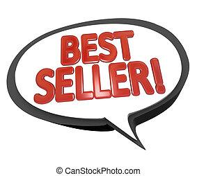 Best Seller Words Speech Bubble Cloud Top Product