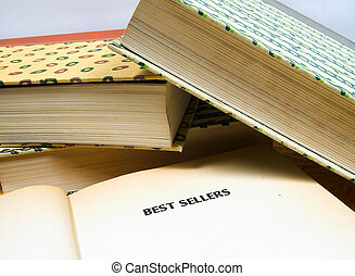 Best Sellers - Photo of severa Books.