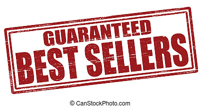 Best sellers - Stamp with text best sellers inside, vector ...