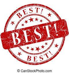 best! stamp