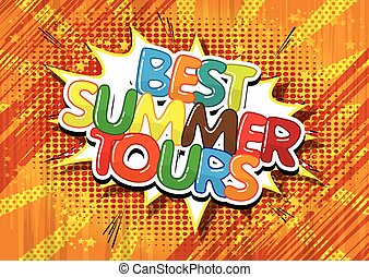 Best summer tours